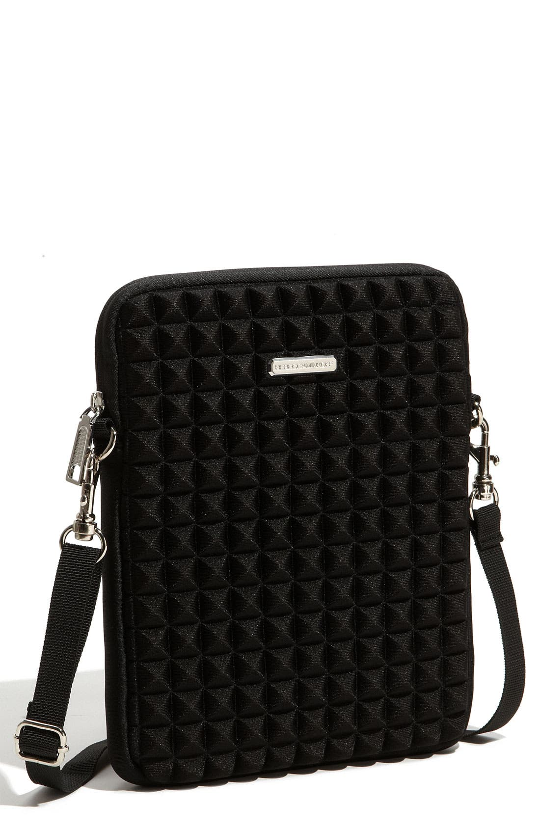 Alternate Image 1 Selected - Rebecca Minkoff Pyramid iPad Case