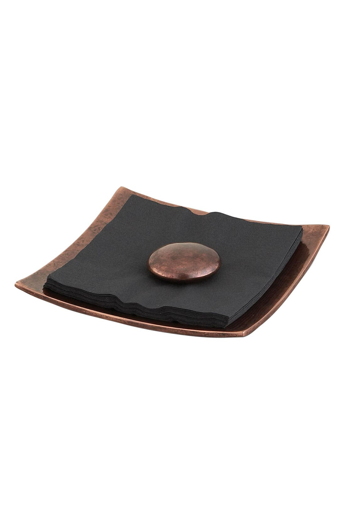 Main Image - Nambé 'Heritage Pebble' Napkin Holder