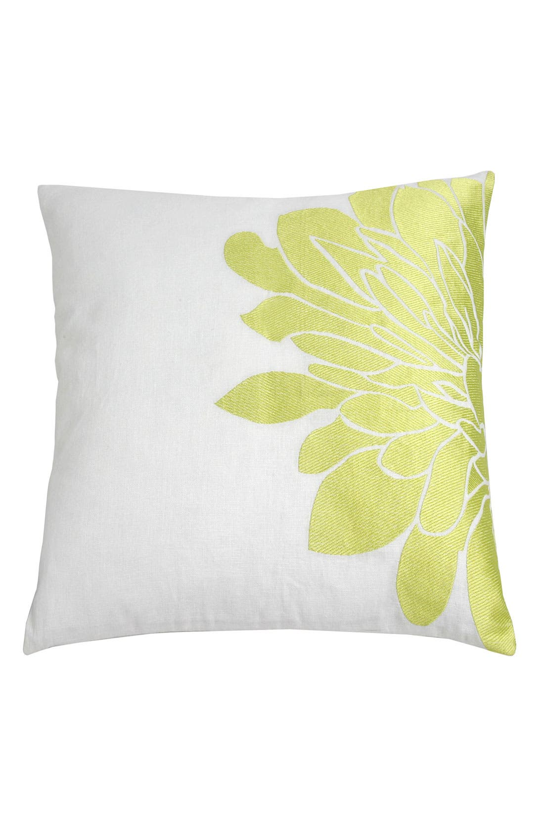 Alternate Image 1 Selected - Blissliving Home 'Gemini Citron' Pillow (Online Only)