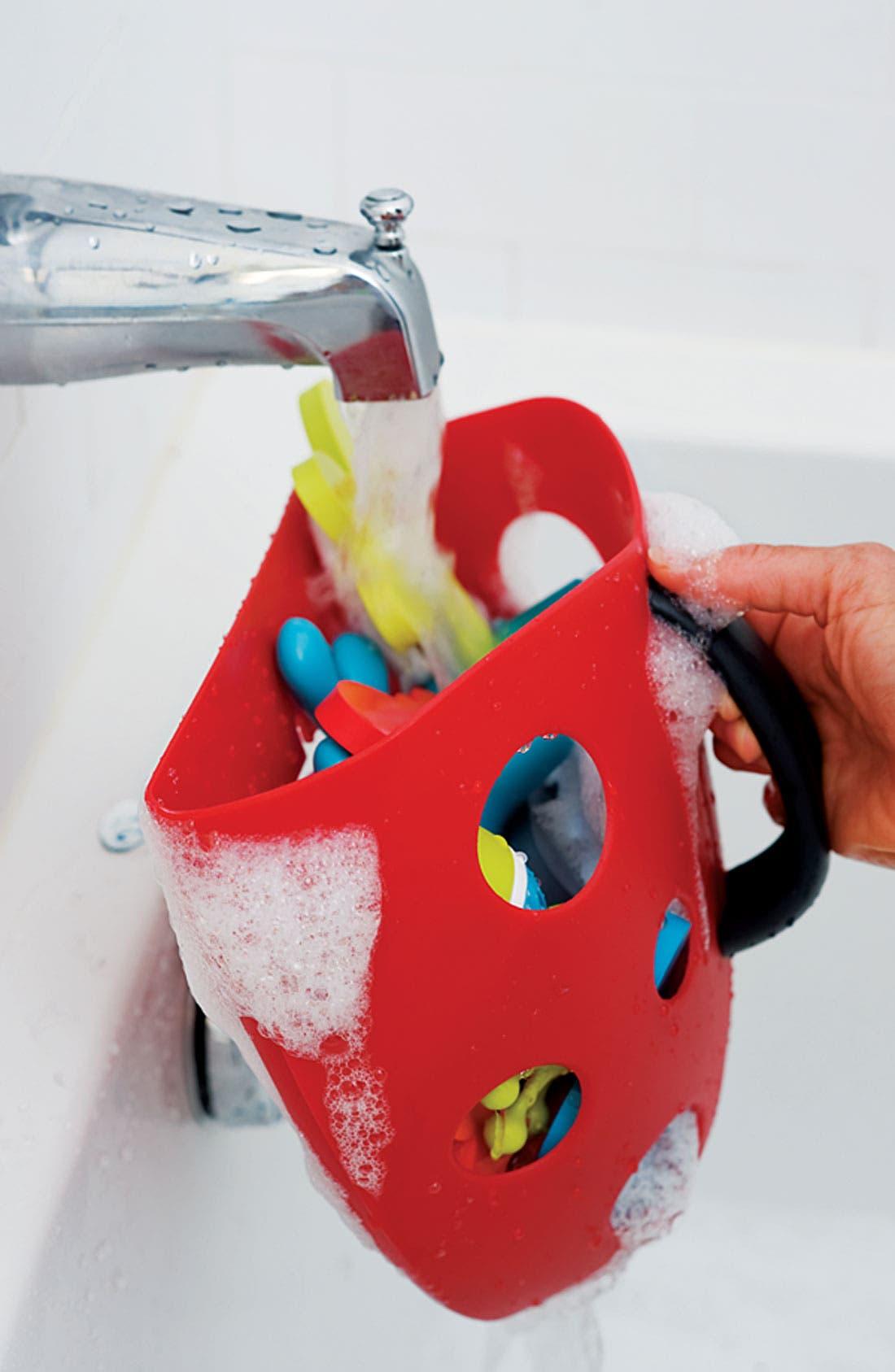 Alternate Image 3  - Boon Bath 'Scoop Drain' Toy Storage