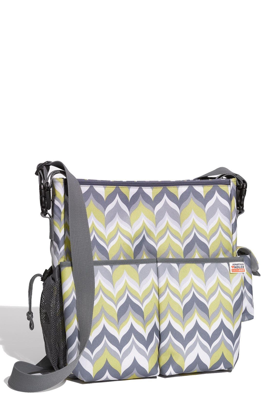 Main Image - Skip Hop 'Duo - Jonathan Adler' Diaper Bag