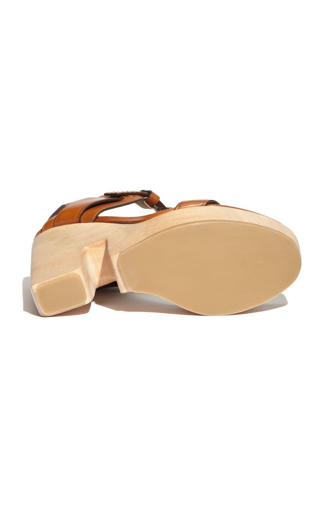 Alternate Image 4  - Reed Krakoff Cutout Wedge Sandal