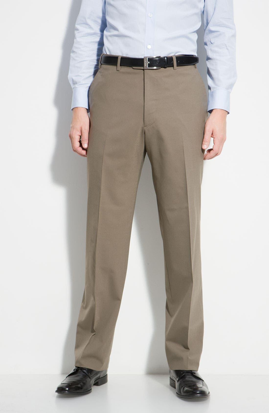 Alternate Image 3  - Armani Collezioni 'Executive' Wool Blend Suit