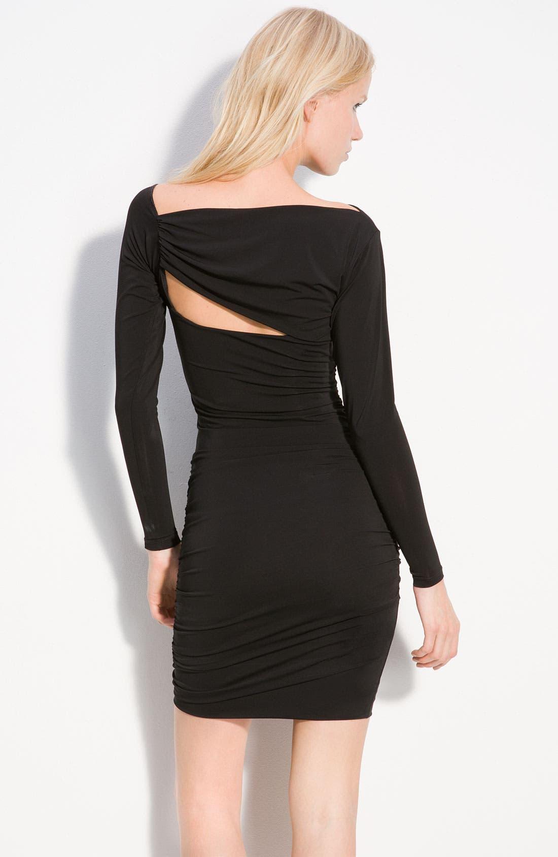 Alternate Image 2  - Pierre Balmain Cutout Jersey Dress