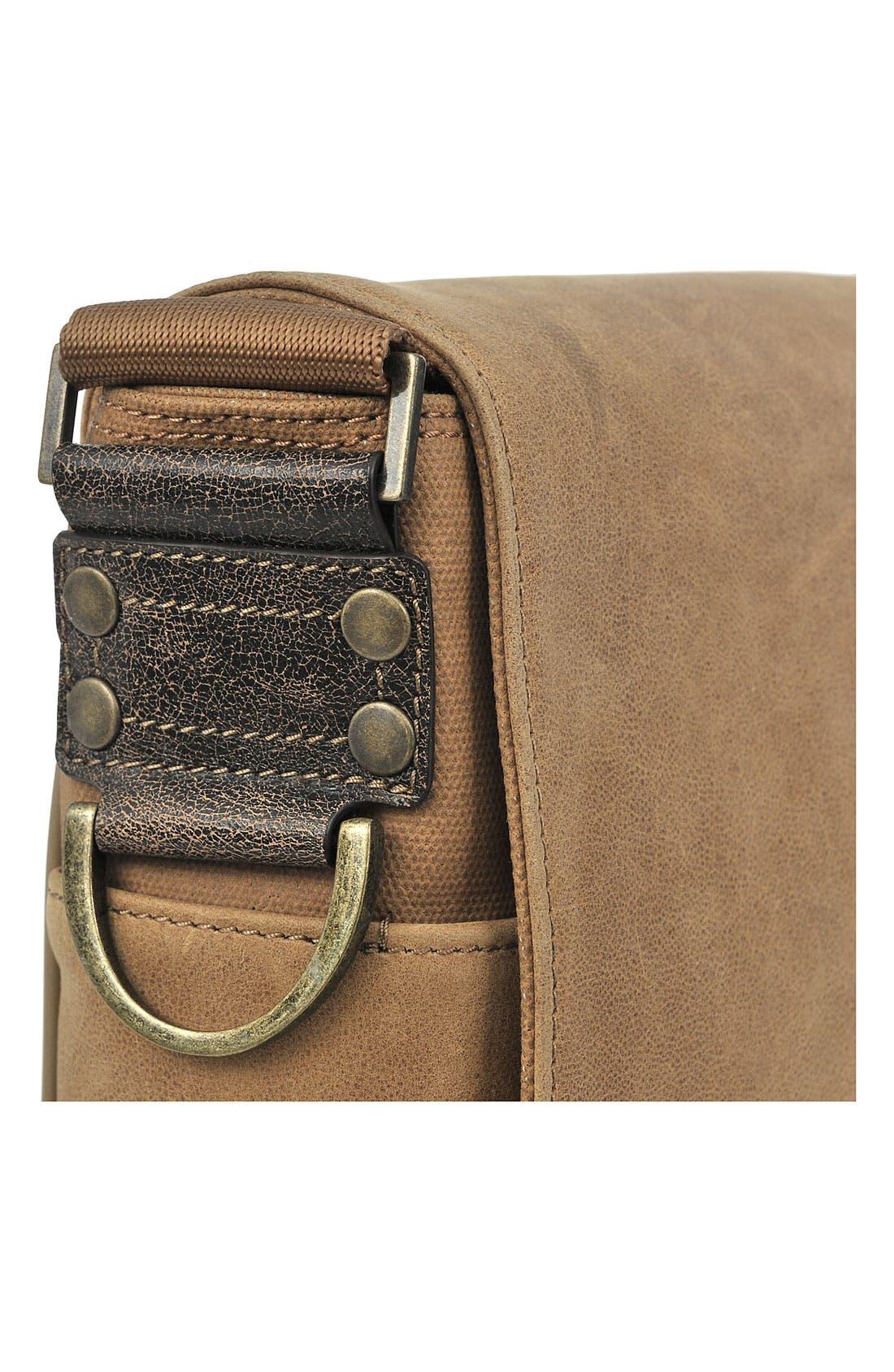 Alternate Image 6  - Boconi 'Leon' Messenger Bag