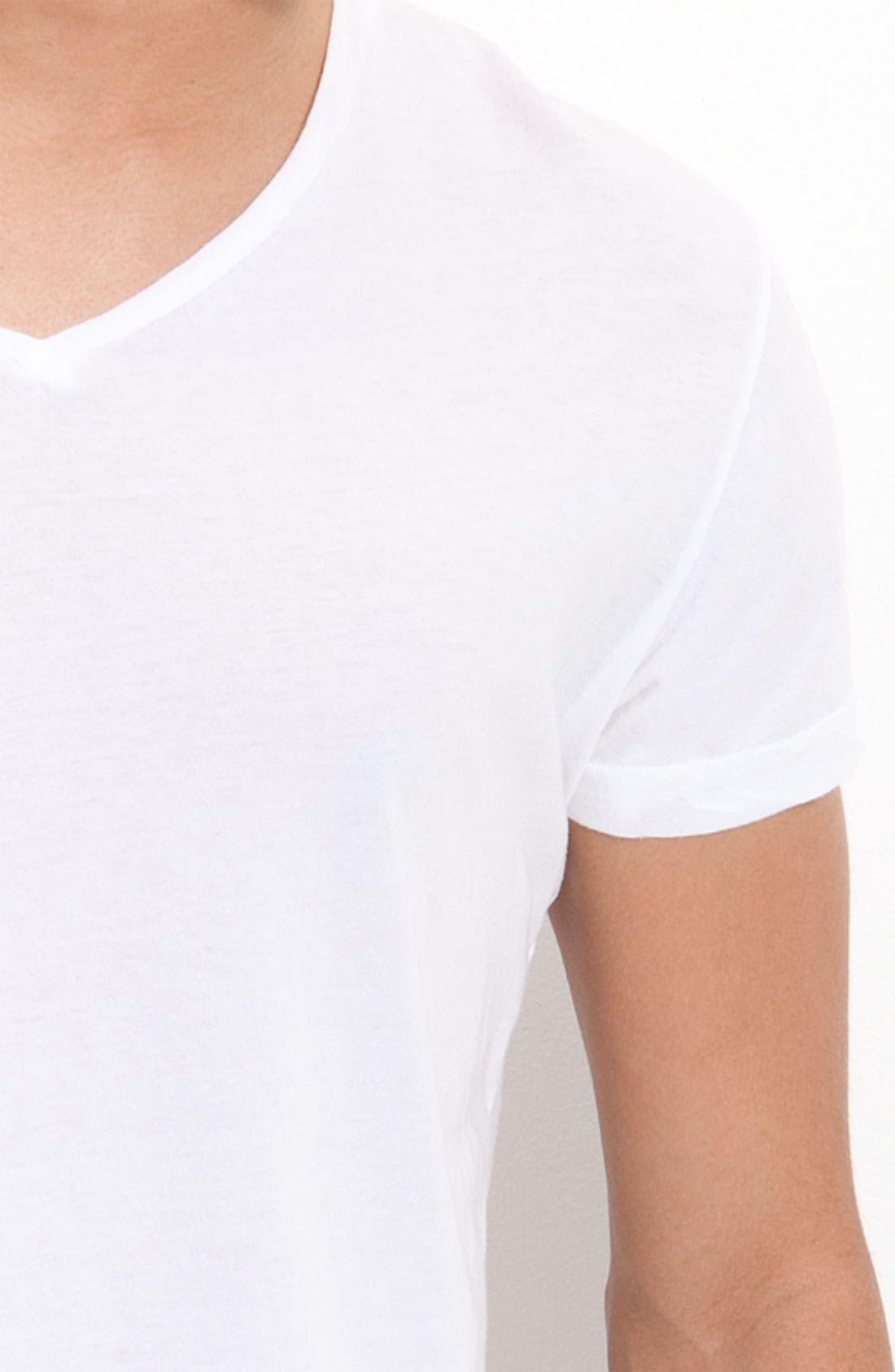Alternate Image 3  - Orlebar Brown 'Bobby' V-Neck T-Shirt