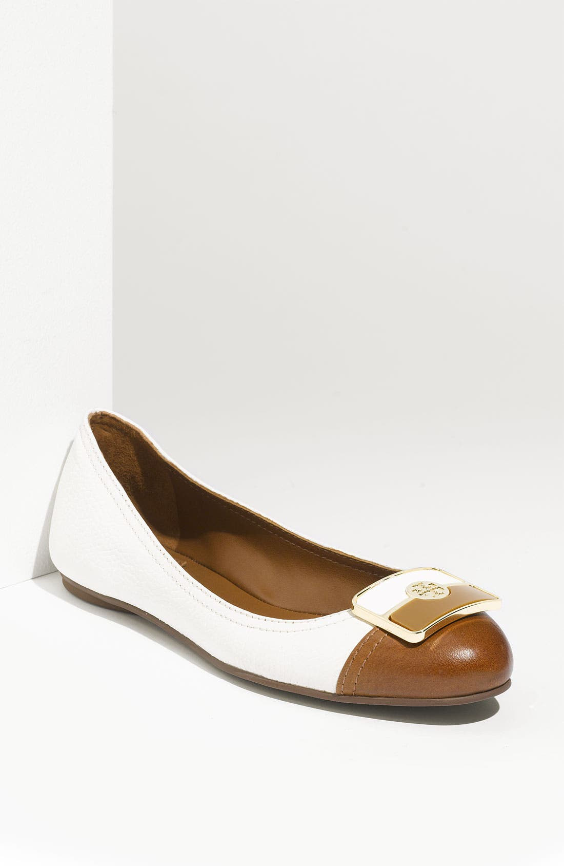Alternate Image 1 Selected - Tory Burch 'Colette' Ballet Flat