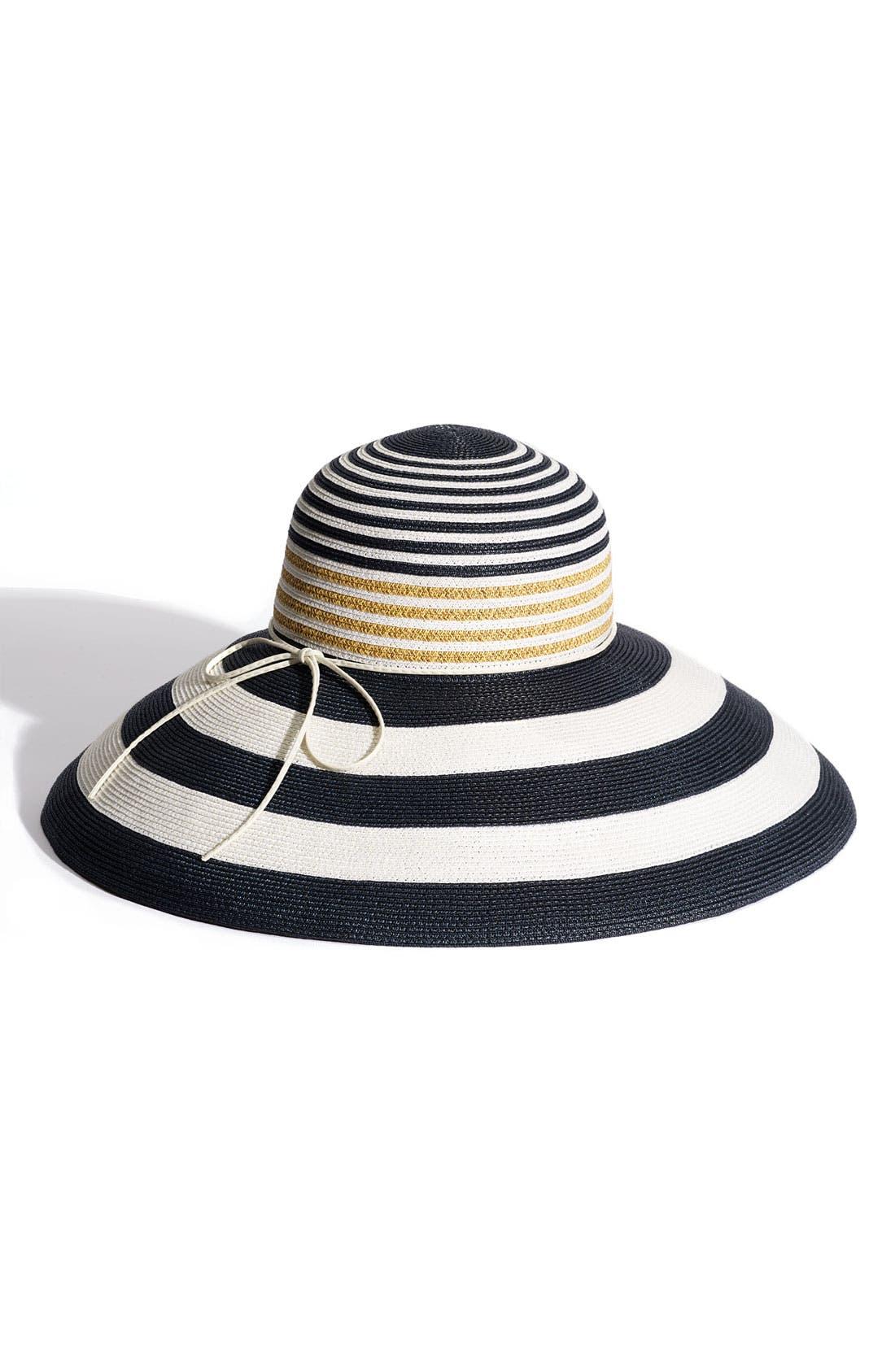 Main Image - Laundry by Shelli Segal 'Nicole' Sun Hat