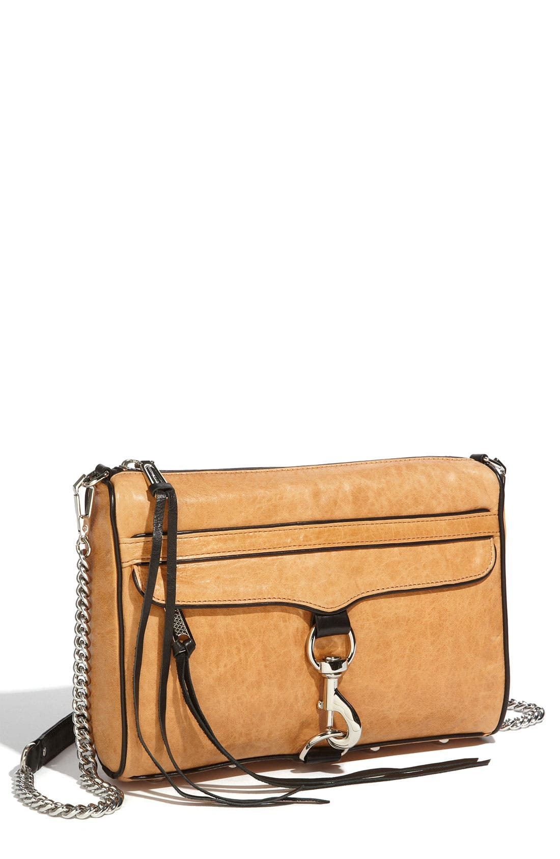 Alternate Image 1 Selected - Rebecca Minkoff 'Classic MAC' Crossbody Clutch