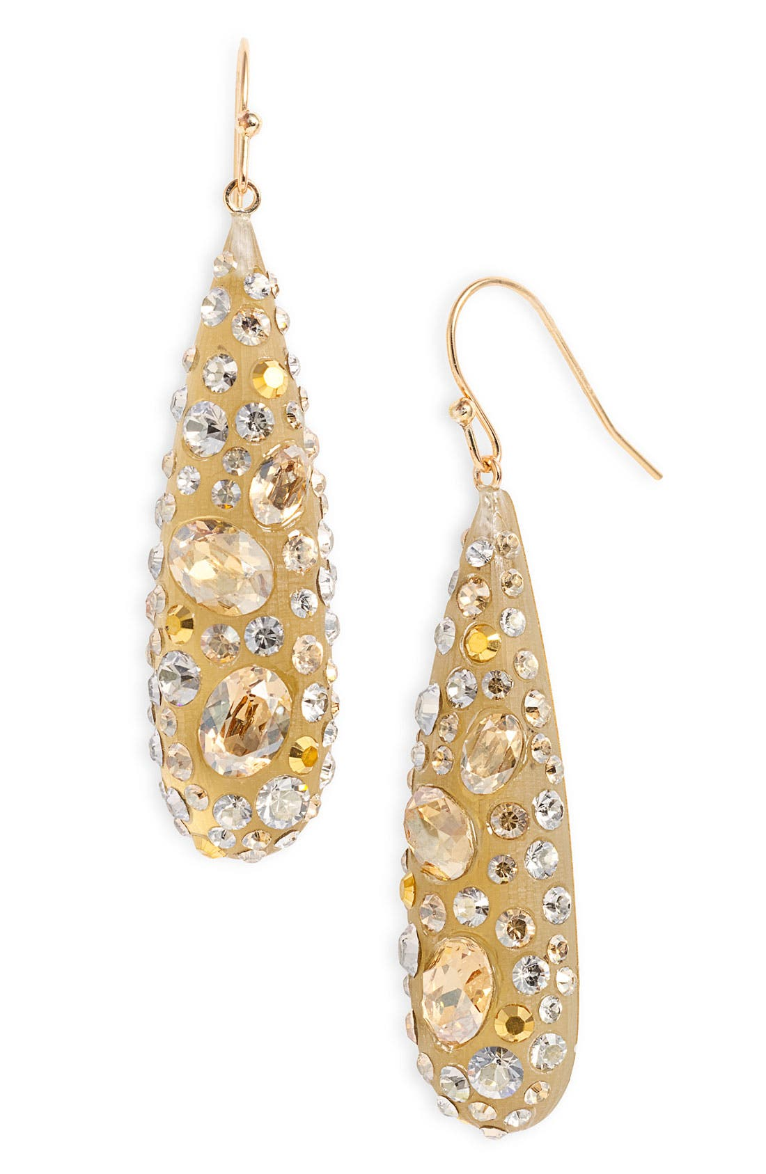 Alternate Image 1 Selected - Alexis Bittar 'Dust' Teardrop Earrings (Nordstrom Exclusive)