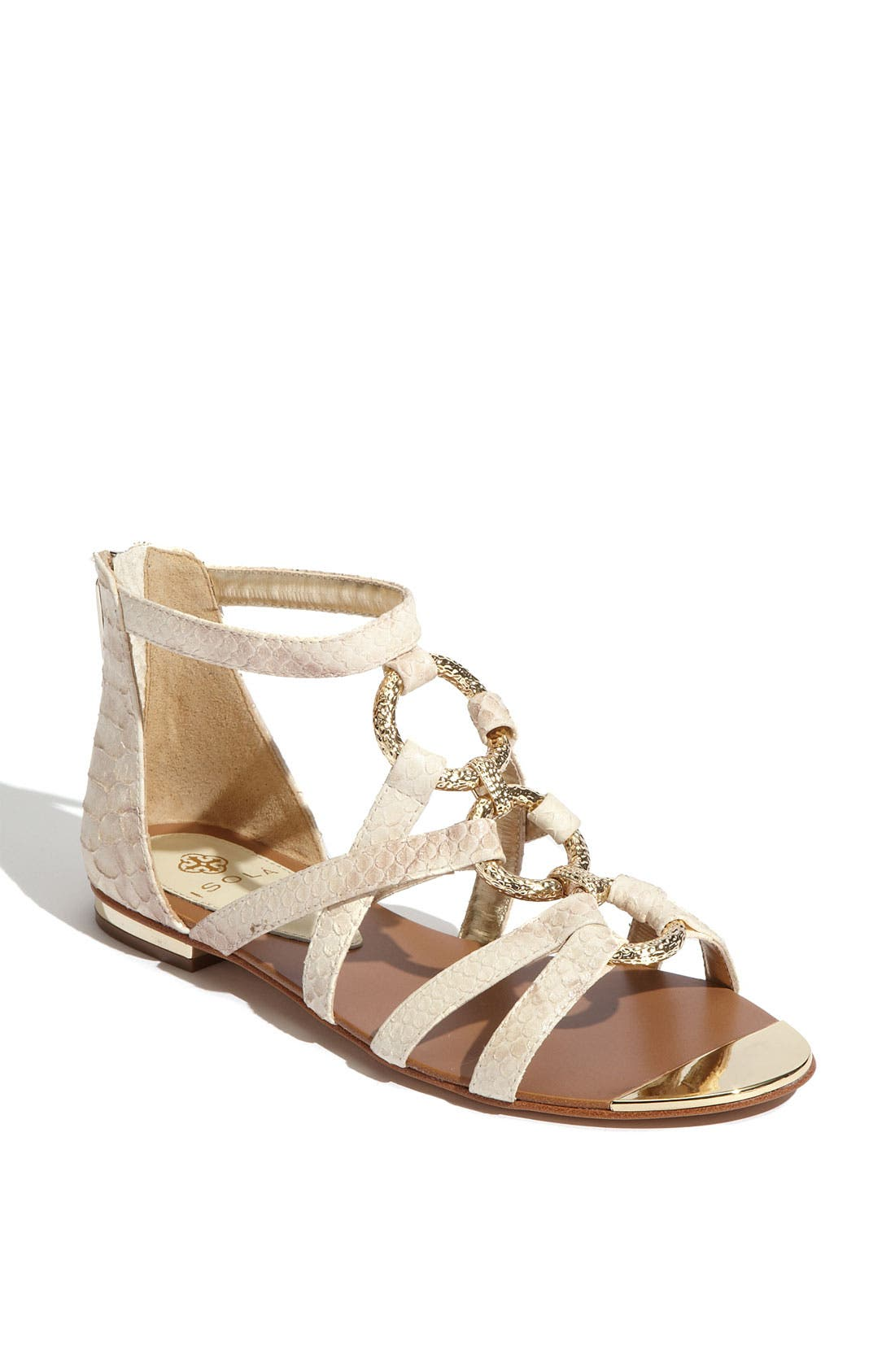 Alternate Image 1 Selected - Isolá 'Adriel' Flat Sandal