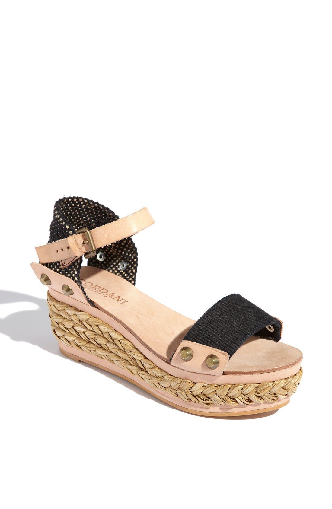 Alternate Image 1 Selected - Cordani 'Jameson' Sandal