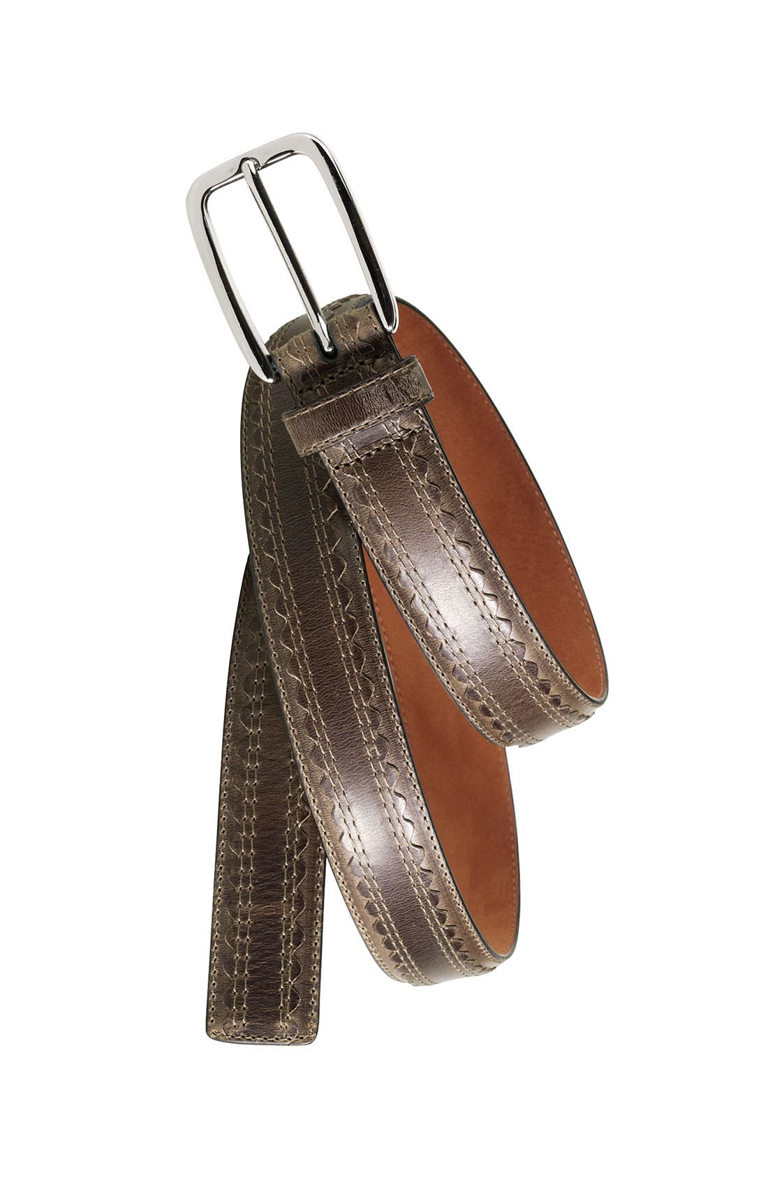 Alternate Image 1 Selected - Cole Haan 'Jayhawker' Leather Belt
