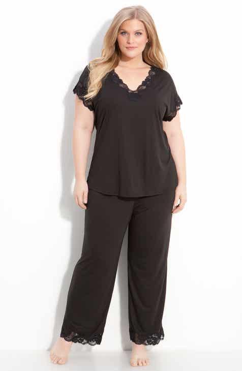 457fdaebb6 Women s Plus-Size Pajamas   Loungewear