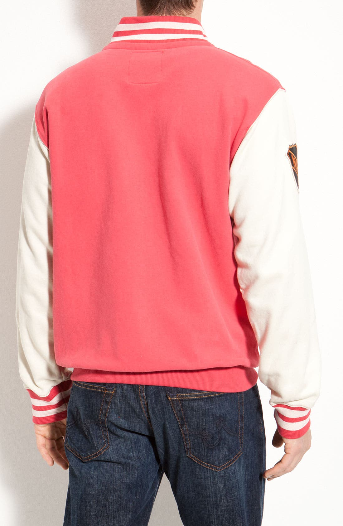 Alternate Image 2  - Red Jacket 'Homeroom Red Wings' Jacket