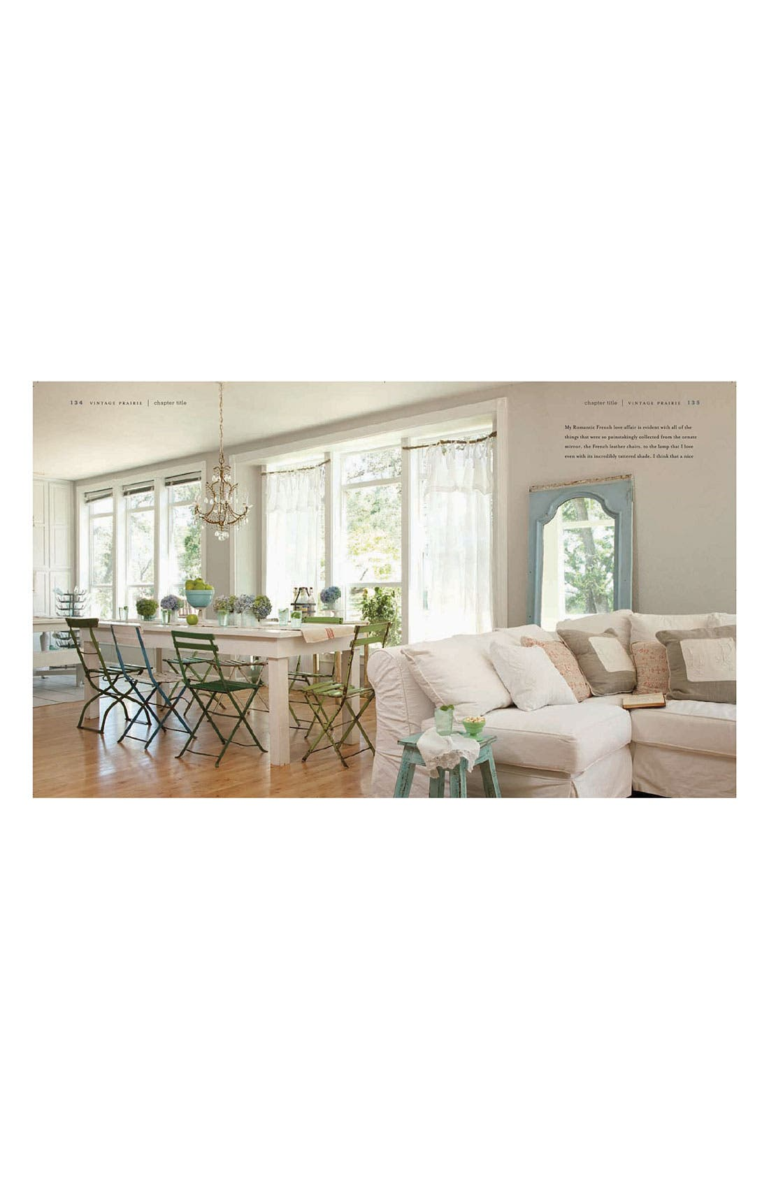 Alternate Image 2  - 'Romantic Prairie Style' Interior Design Book