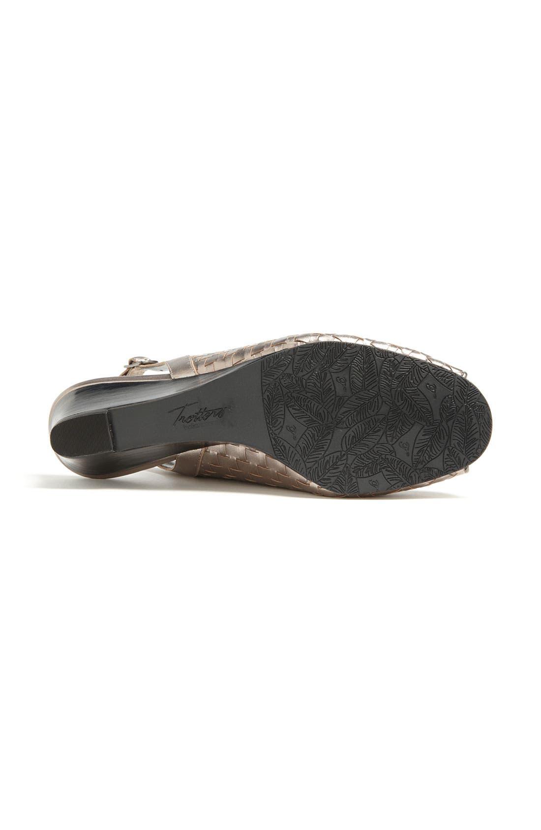 Alternate Image 4  - Trotters 'Mimi' Sandal