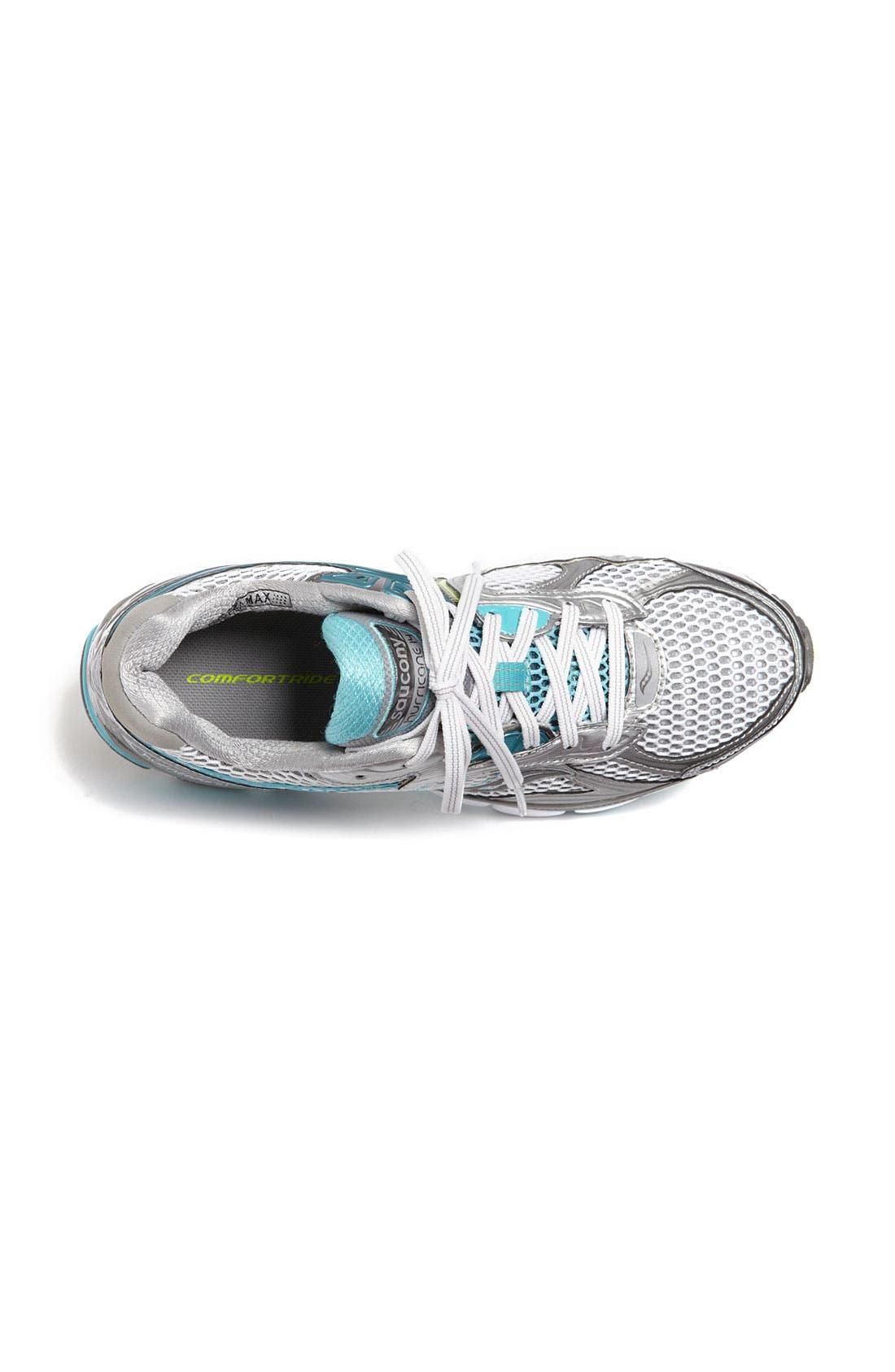 Alternate Image 3  - Saucony 'PowerGrid Hurricane 14' Running Shoe (Women)