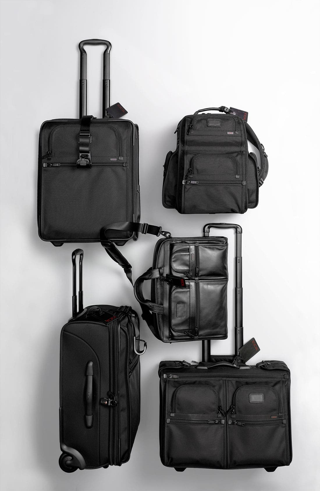 Alternate Image 3  - Tumi 'Alpha' Compact Leather Large Screen Computer Briefcase