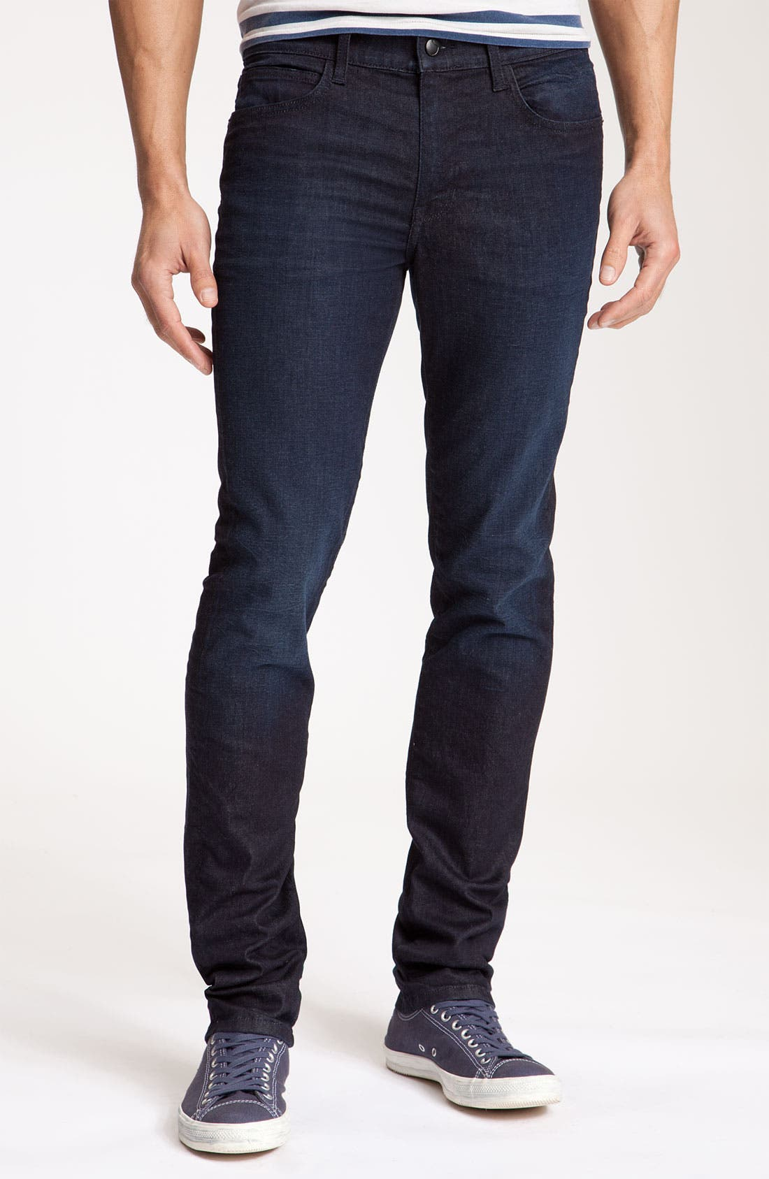 Alternate Image 2  - Joe's 'Super Slim' Skinny Jeans (Leo)