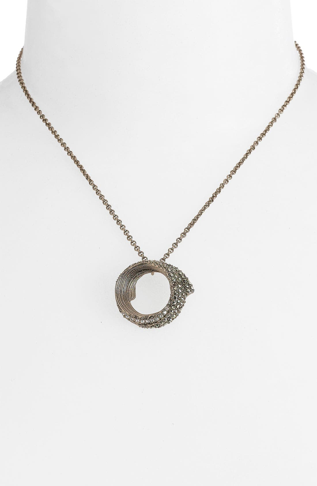 Alternate Image 1 Selected - Judith Jack 'Cinnamon' Pendant Necklace