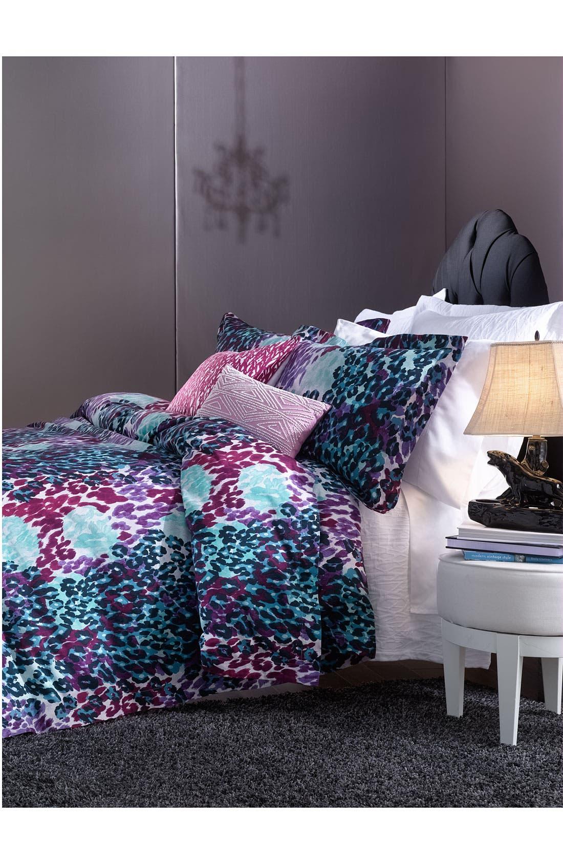 Alternate Image 5  - Diane von Furstenberg 'Batik Beaded' Pillow