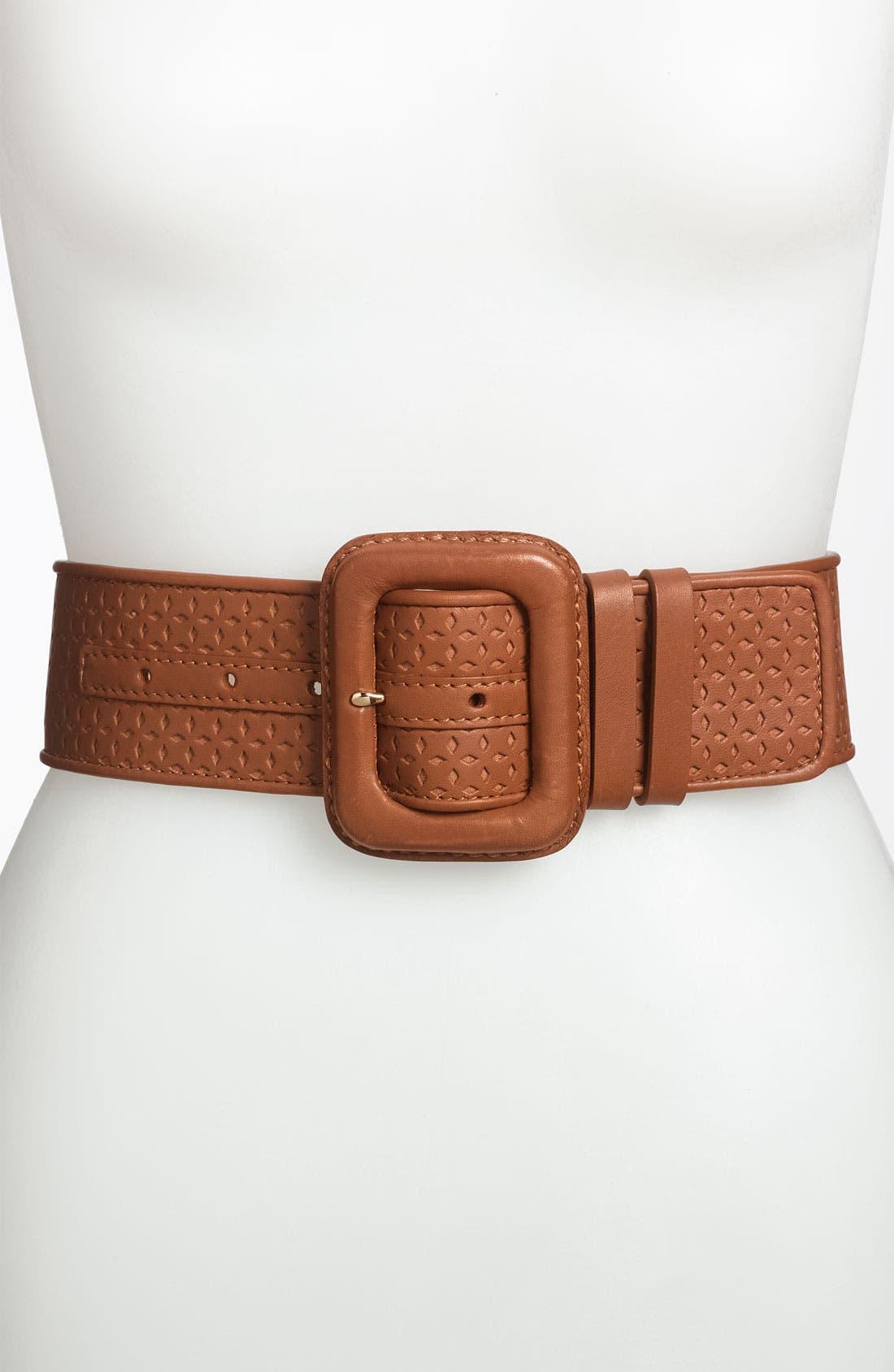 Alternate Image 1 Selected - Cole Haan 'Vintage Valise' Belt