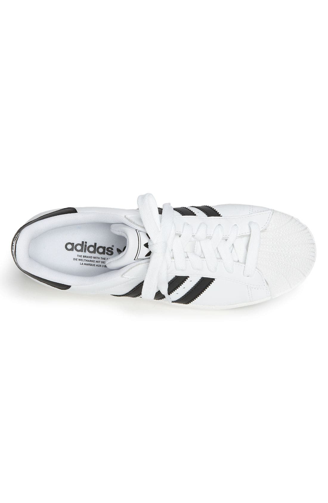 Alternate Image 2  - adidas 'Superstar II' Sneaker (Men) (Online Only)