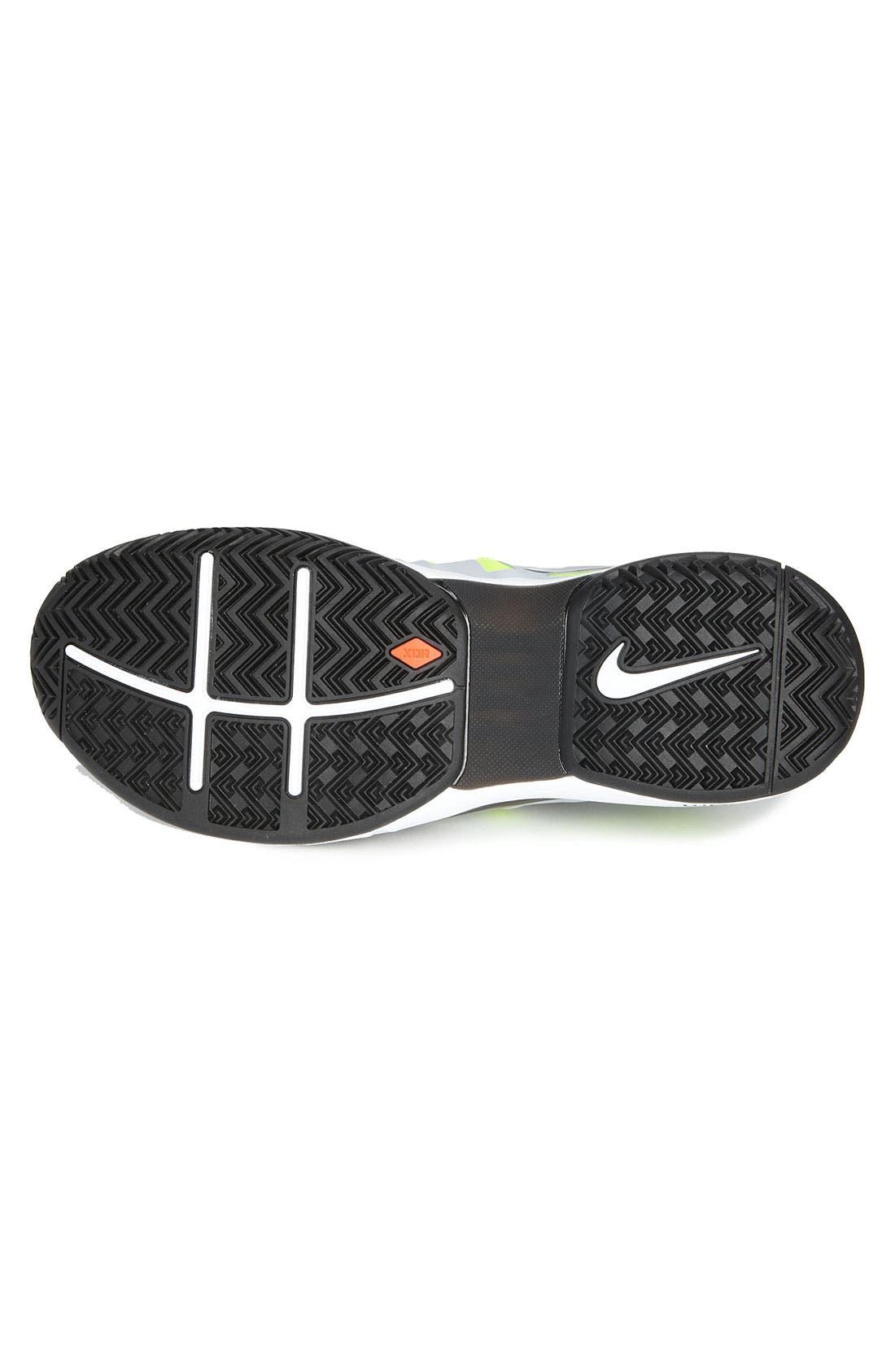 Alternate Image 4  - Nike 'Zoom Vapor 9 Tour' Tennis Shoe (Men)