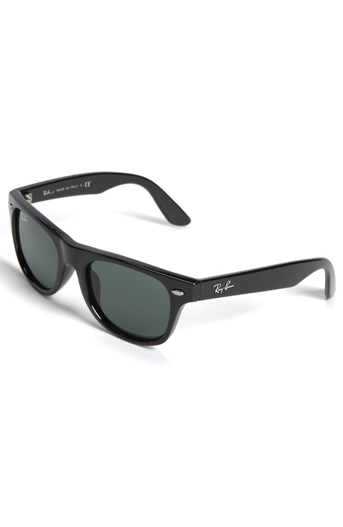Alternate Image 1 Selected - Ray-Ban Wayfarer 44mm Sunglasses (Boys)