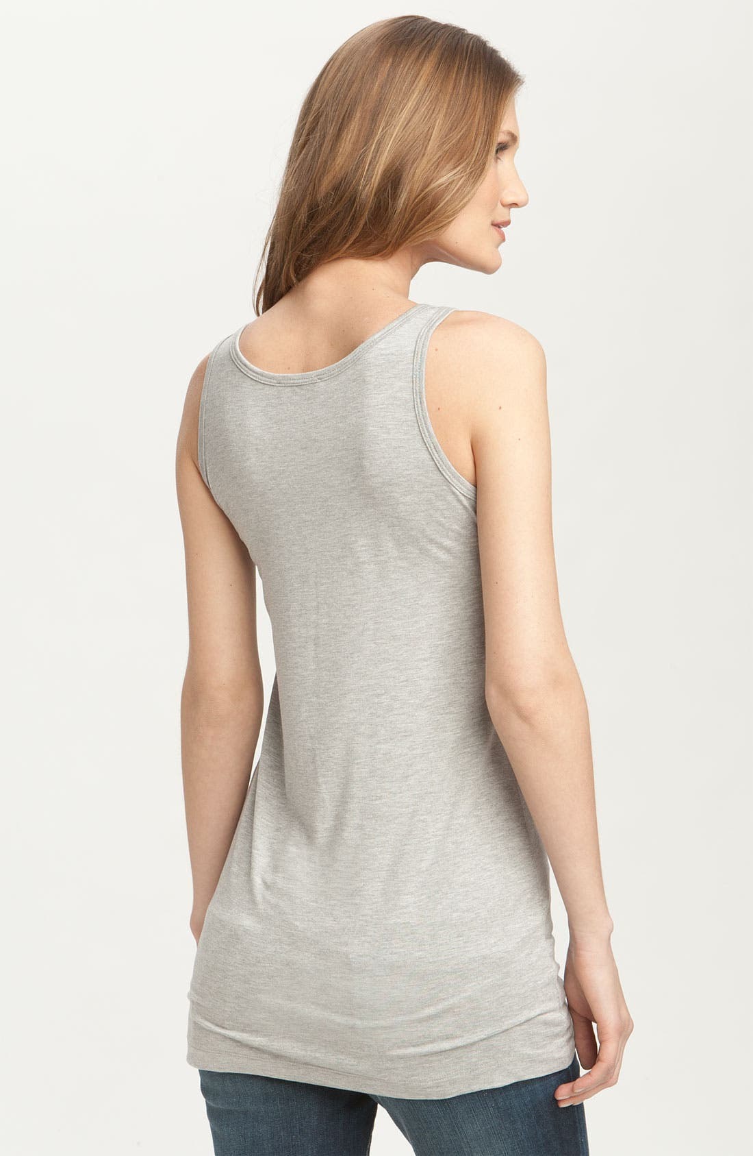 Alternate Image 2  - Emily Blu Tunic Tank