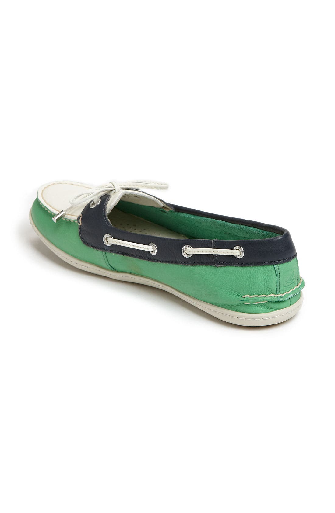 Alternate Image 2  - Sperry Top-Sider® 'Montauk' Leather Boat Shoe