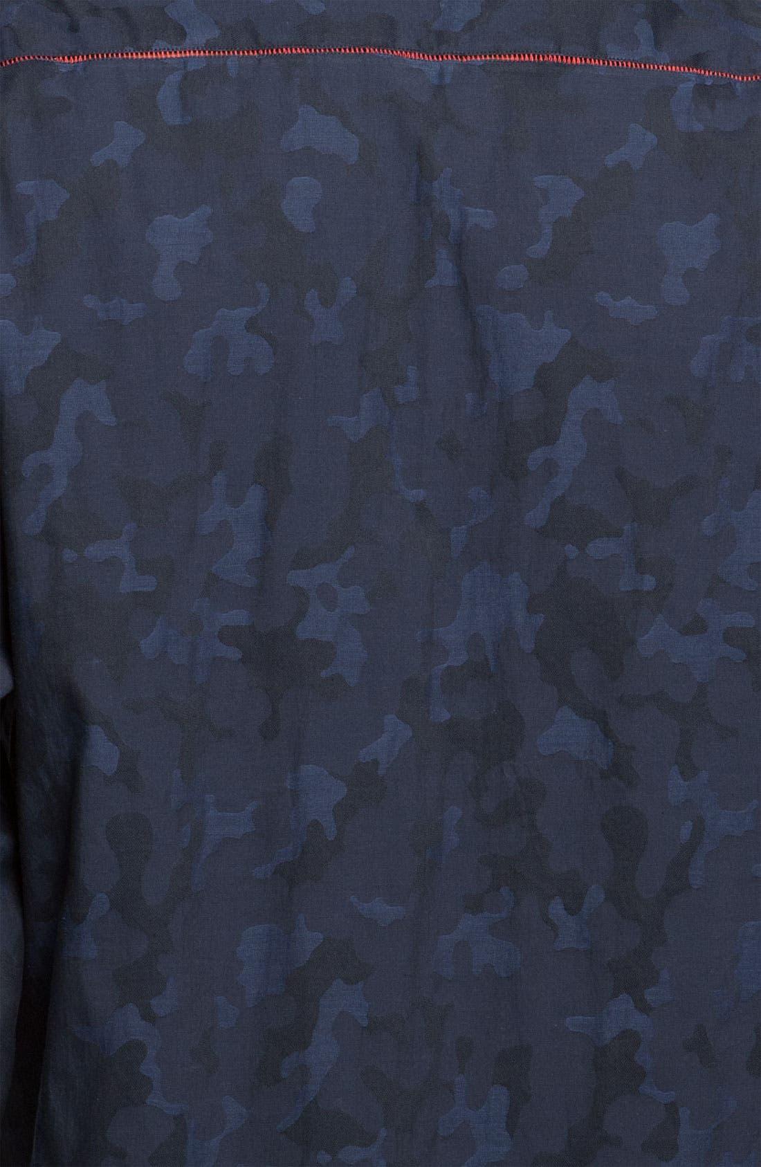 Alternate Image 3  - Robert Graham 'Tchou' Sport Shirt (Limited Edition)