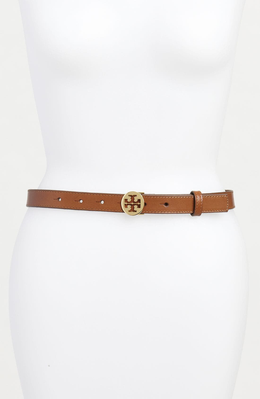 Alternate Image 1 Selected - Tory Burch 'Logo' Belt