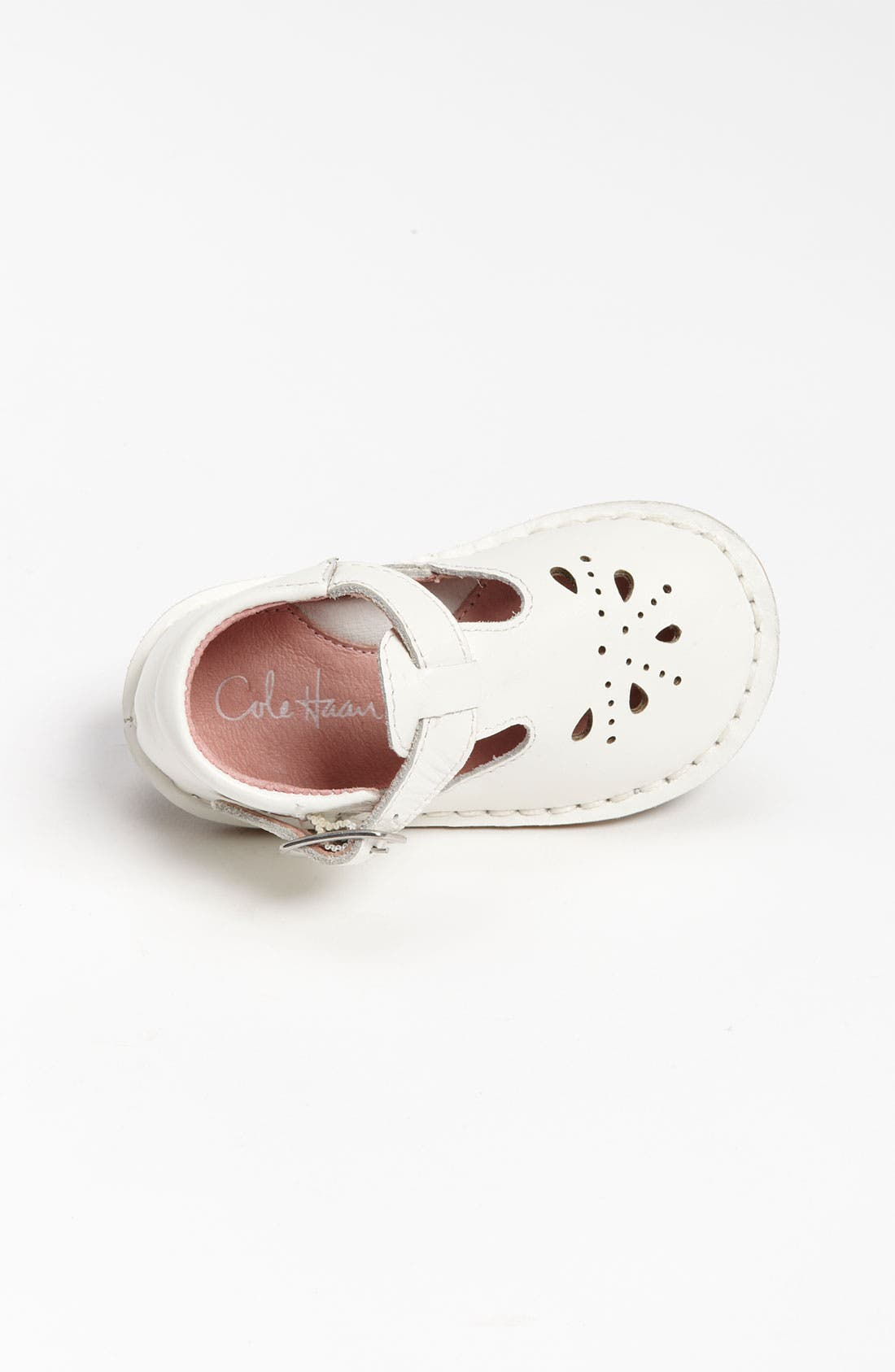 Alternate Image 3  - Cole Haan 'Mini' T-Strap Shoe (Baby)