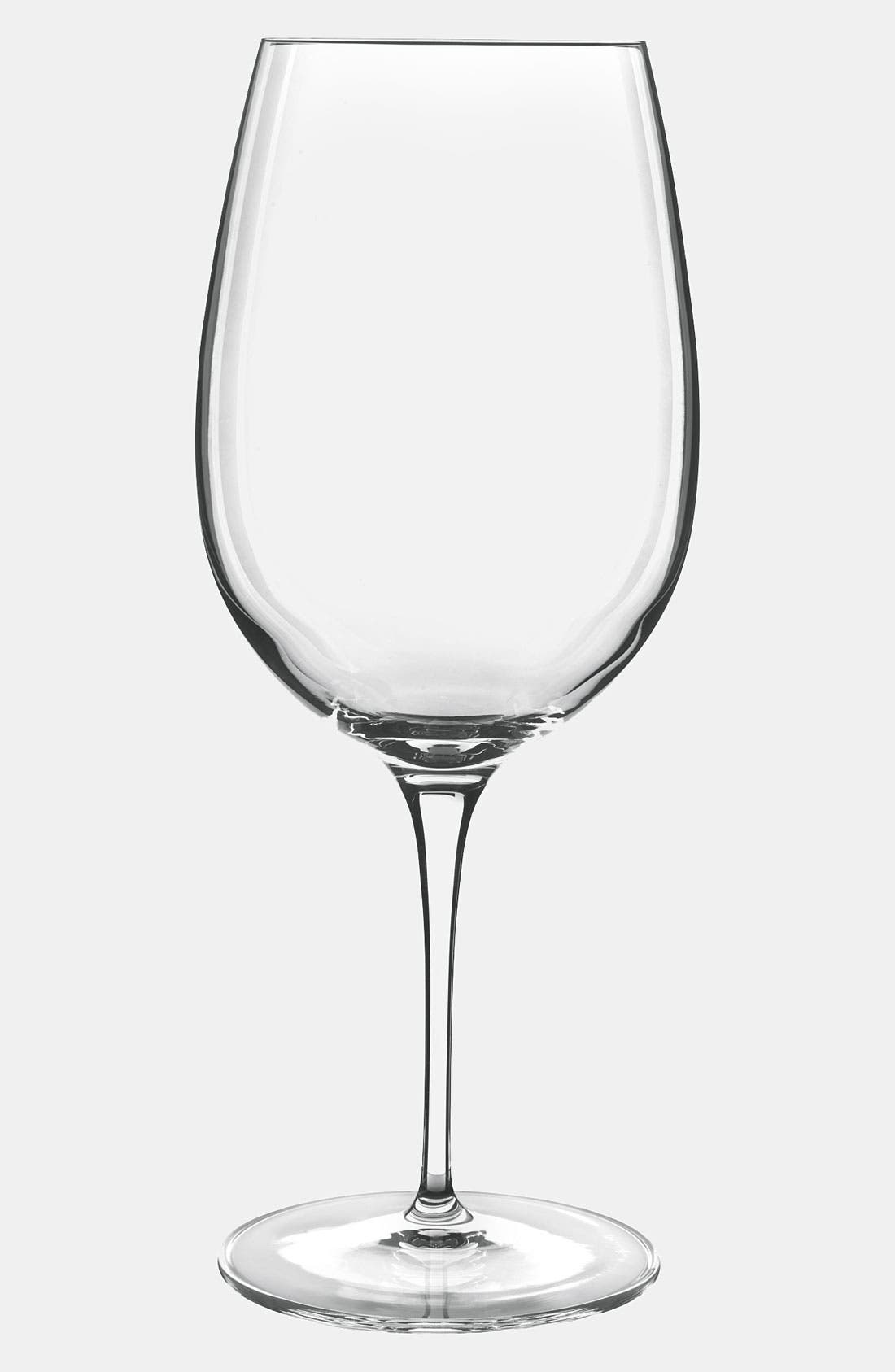 Alternate Image 2  - Luigi Bormioli 'Wine Profiles Bold Reds' Wine Glasses (Set of 2)