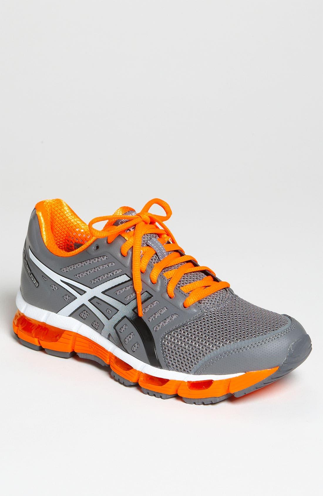 Alternate Image 1 Selected - ASICS® 'GEL-Cirrus 33' Running Shoe (Men)