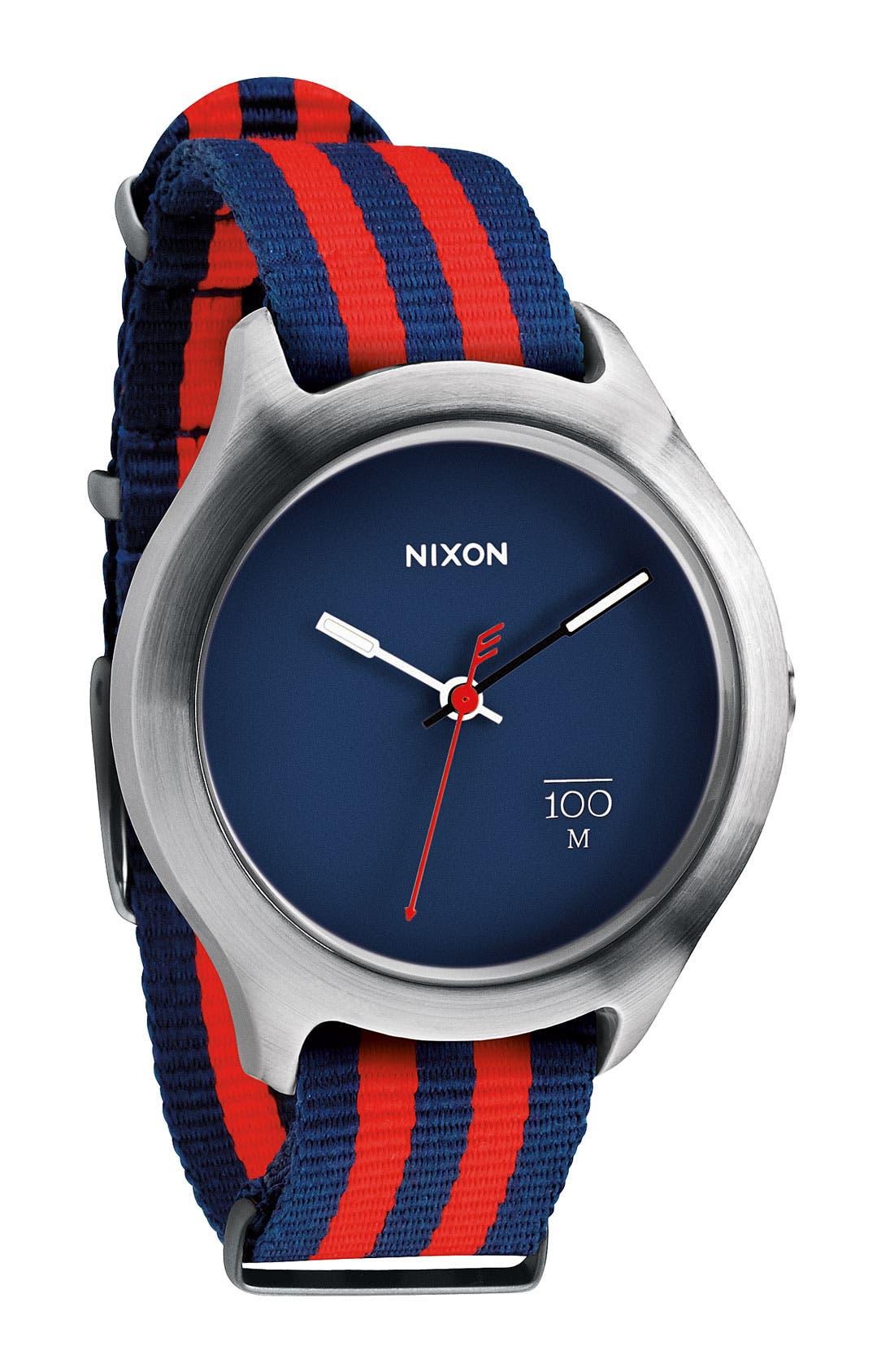 Main Image - Nixon 'The Quad Surplus' Watch