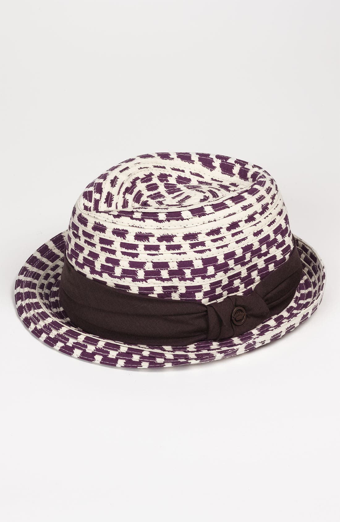 Alternate Image 1 Selected - Juicy Couture Poplin Fedora