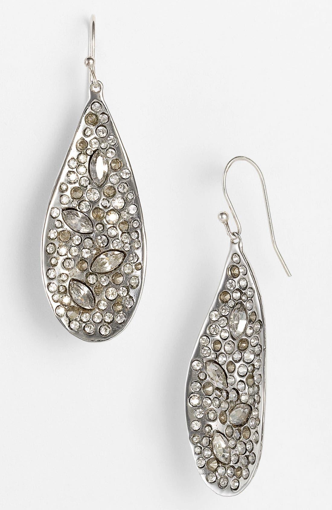 Alternate Image 1 Selected - Alexis Bittar 'Miss Havisham' Large Teardrop Earrings