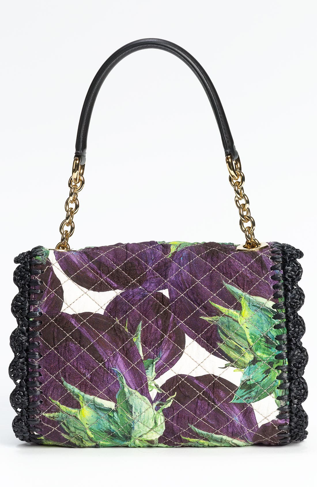 Alternate Image 4  - Dolce&Gabbana 'Miss Dolce Crochet' Shoulder Bag