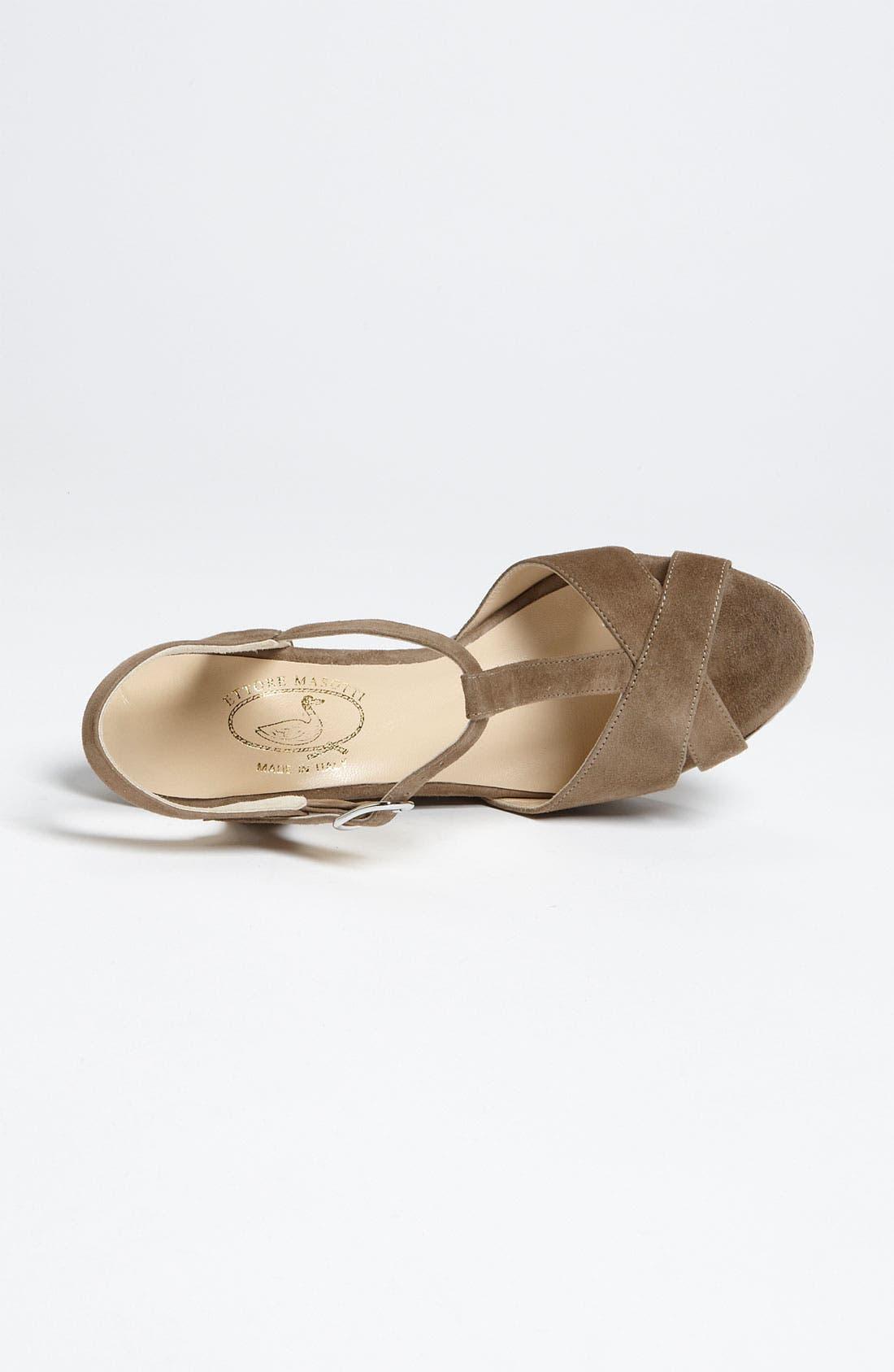 Alternate Image 3  - Ettore Masotti 'Olga' Sandal