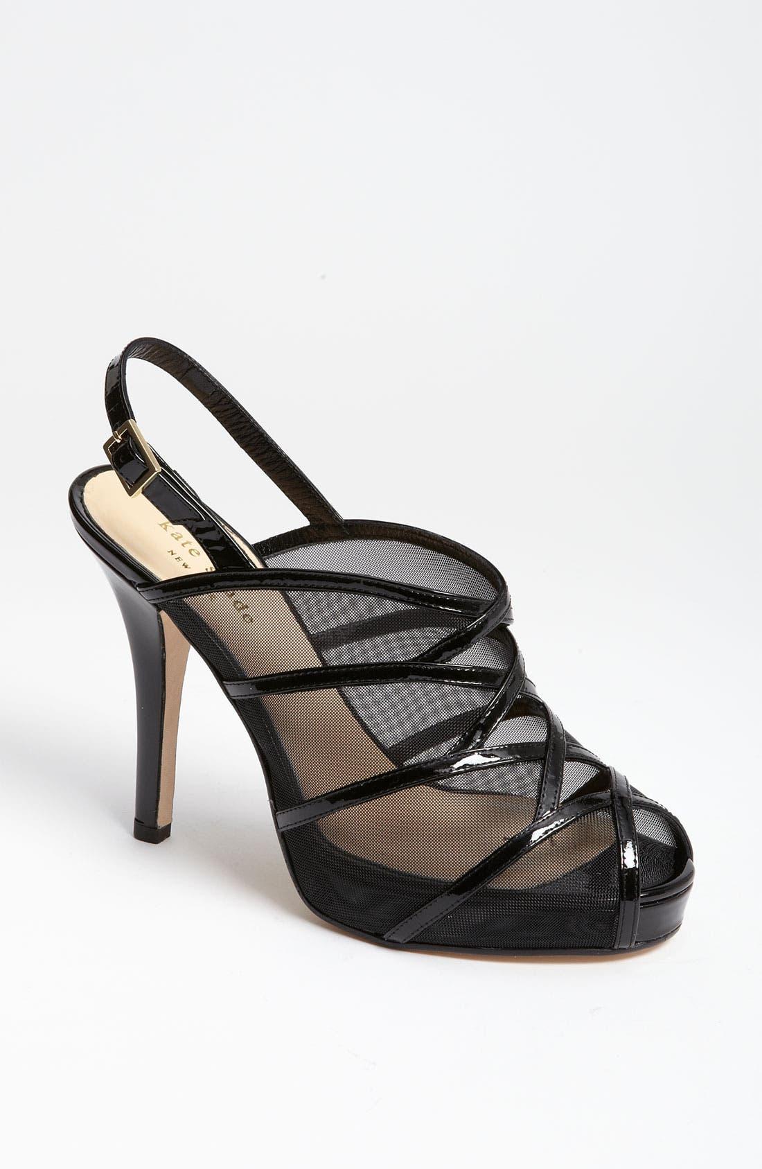 Main Image - kate spade new york 'rachael' sandal