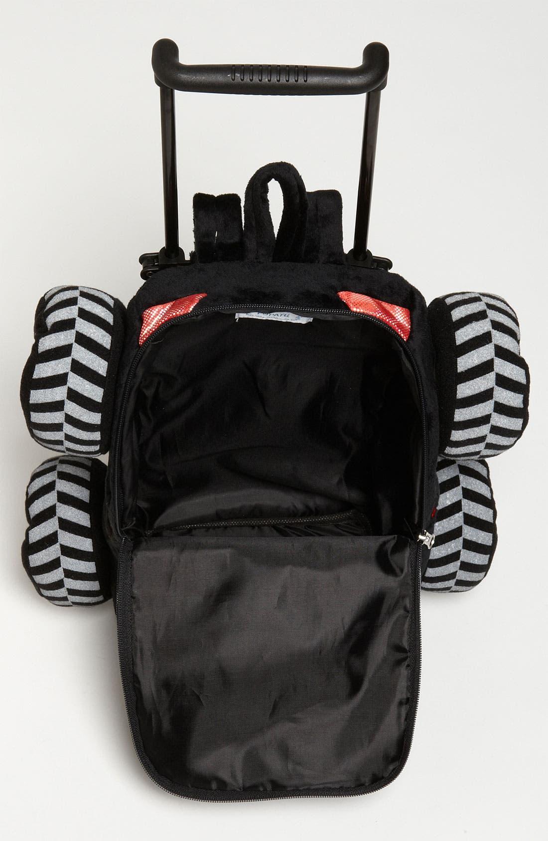 Alternate Image 3  - Popatu 'Monster Truck' Rolling Backpack (Toddler)