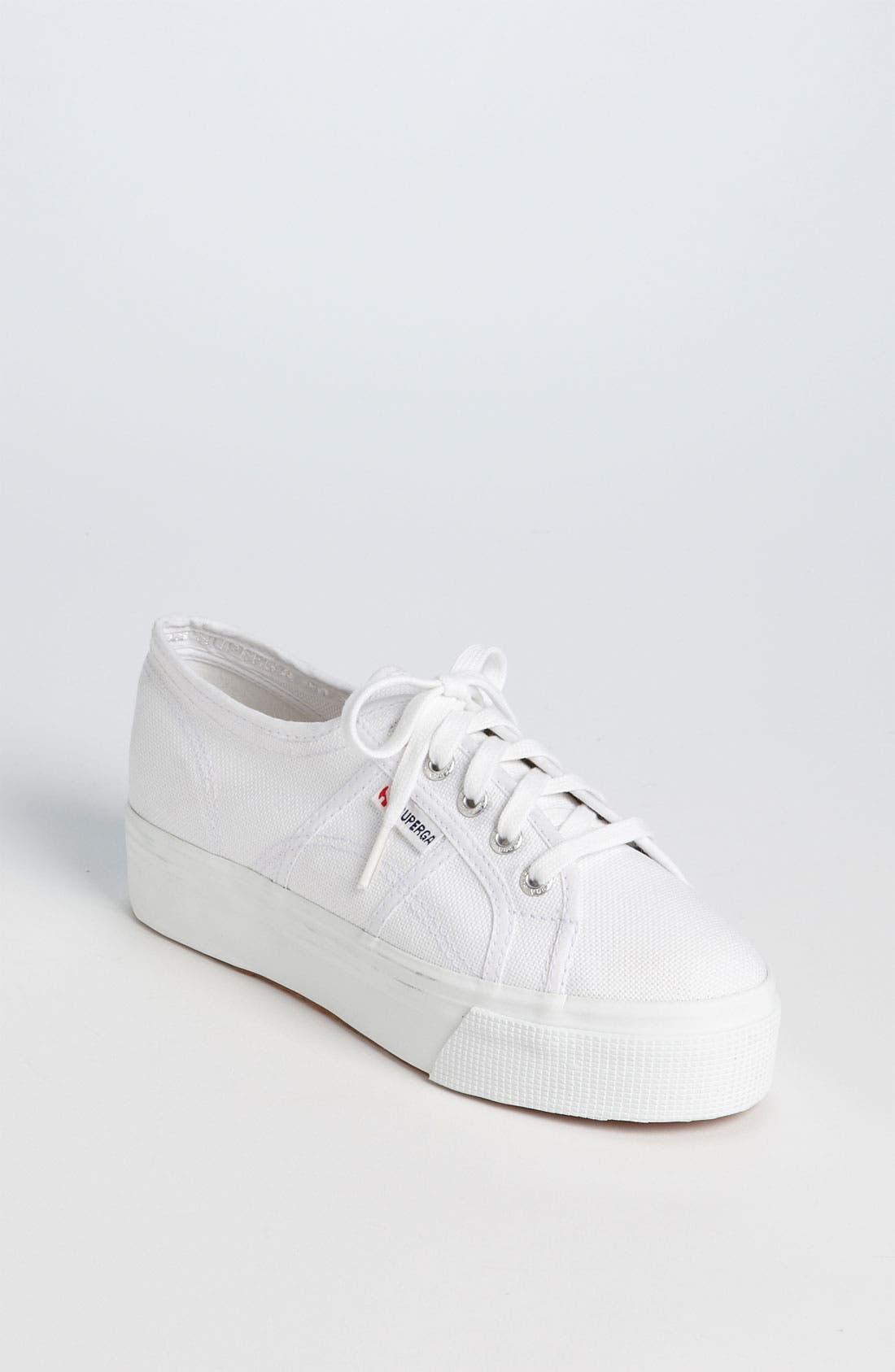 Alternate Image 1 Selected - Superga 'Acot Linea' Sneaker (Women)