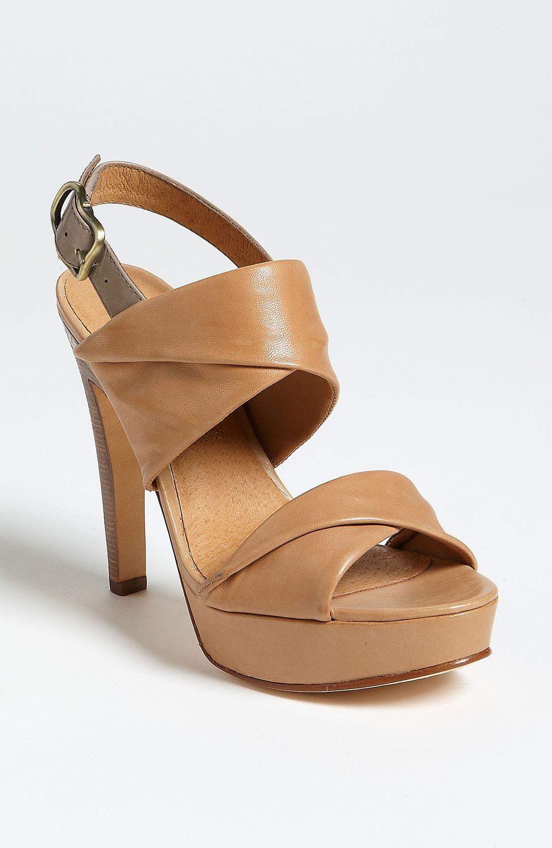 Alternate Image 1 Selected - Modern Vintage 'Norma' Sandal