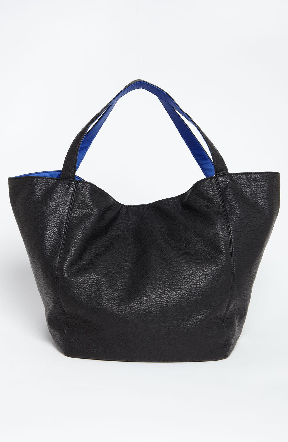 Alternate Image 4  - Deux Lux 'Juno' Faux Leather Tote