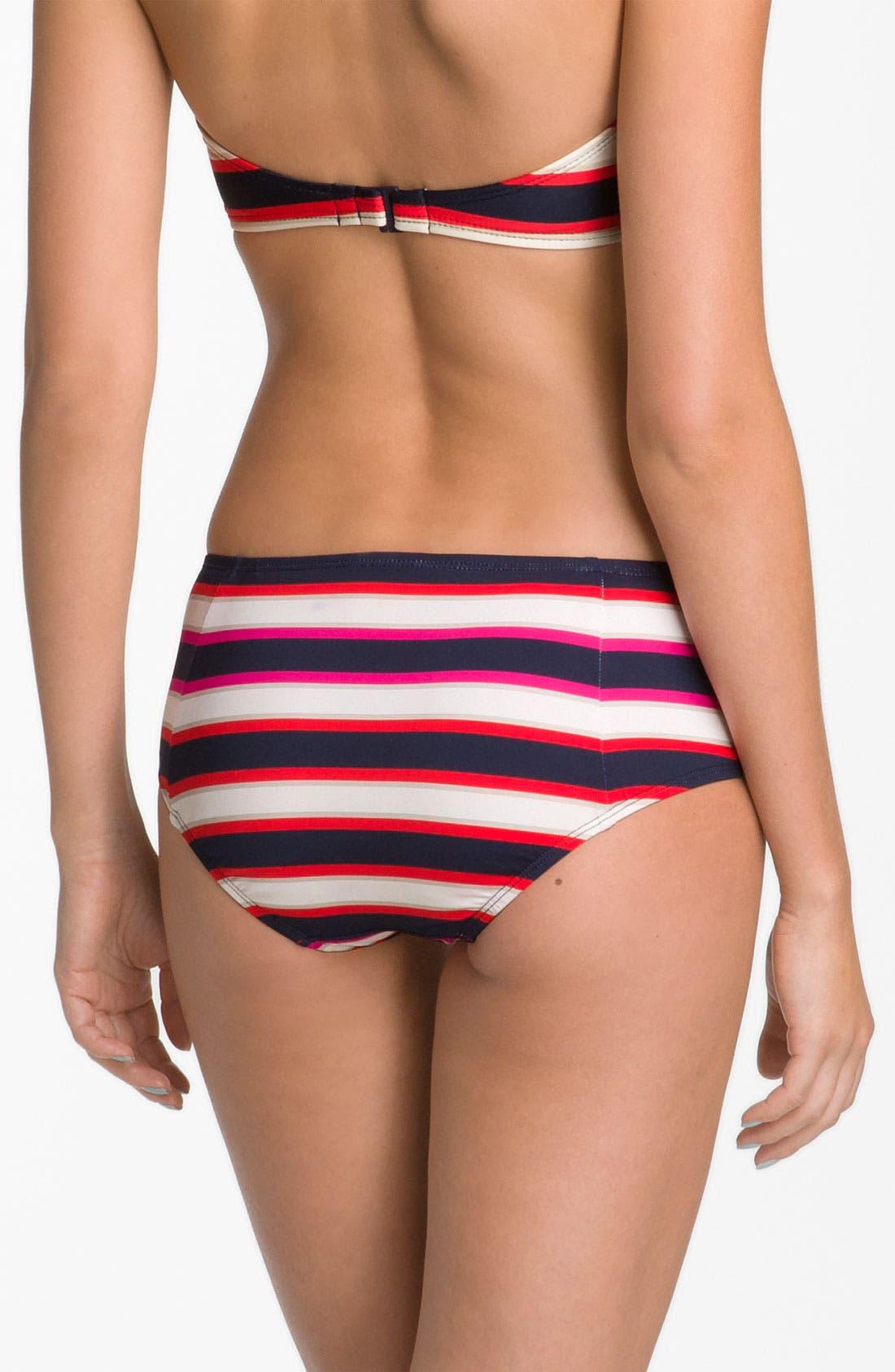 Alternate Image 2  - MARC BY MARC JACOBS 'Field Stripe' Hipster Bikini Bottoms
