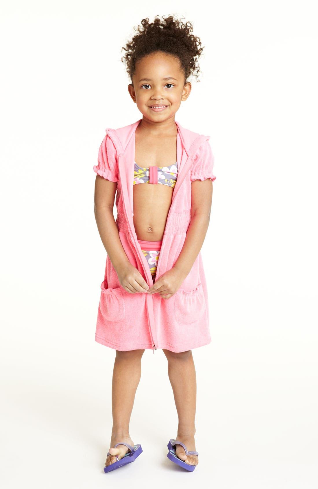 Alternate Image 5  - Havaianas 'Flores' Flip Flop (Toddler & Little Kid)