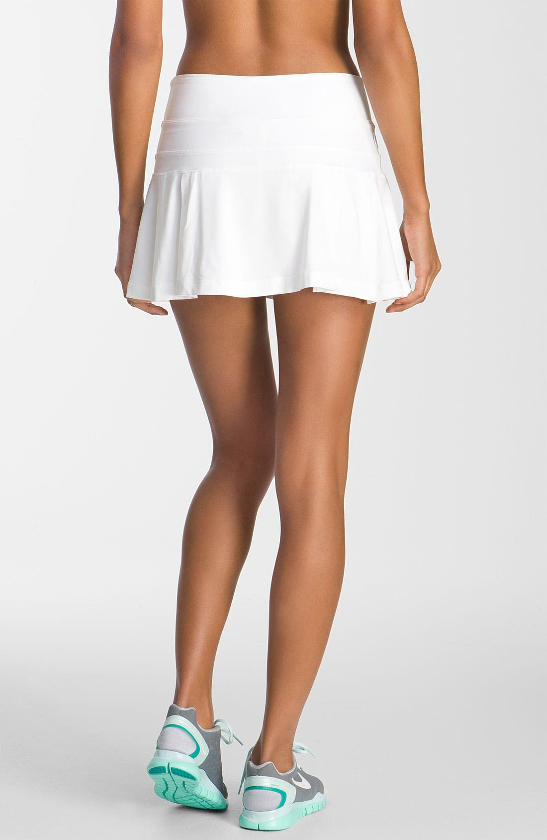 Alternate Image 2  - Nike 'Share Athlete' Tennis Skirt